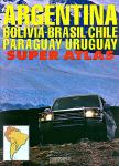 South America road atlas