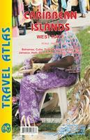 Caribbean Islands West Road Atlas