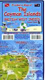 Cayman Islands guide map