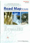 Bonaire tourist map