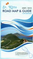 St. Kitts tourist map