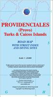 Providenciales travel map