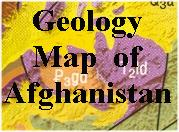 Afghanistan Geologic Map