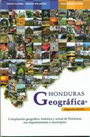 Honduras Protected Areas Map