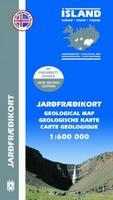 Iceland geologic map