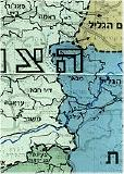 Israel Administration Map