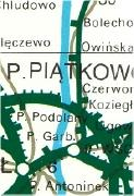 Poland Railroad Network Map