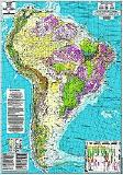 South America geologic map
