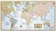World wine map