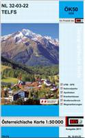 Austria 1:50,000 topographic maps