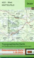 Austria 1:25,000 topographic maps