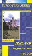 Ireland 1:50,000 topographic maps