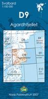 Spitsbergen topographic maps