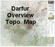 Darfur Overview Map