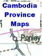 Cambodia province maps
