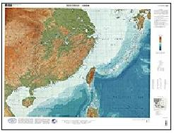 Topographic Map Asia.Asia Maps From Omnimap The Leading International Map Store With
