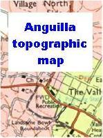 Anguilla topographic map