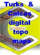 Caicos digital topographic maps