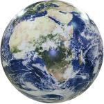 Earthball globe