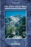 John Muir Trail hiking guidebook