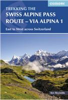 Alpine Pass Route hiking guide