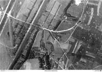 Pegasus Bridge air photo