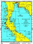 Thailand nautical charts