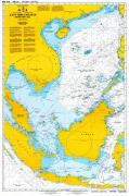 Malaysia nautical charts