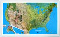 Relief Map Of Virginia.Raised Relief Maps From Omnimap International Map Store 275 000