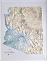 Arizona maps from Omnimap Map Store; hiking maps, travel maps, wall ...