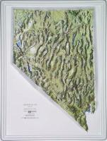 Topographic Map Of Nevada.Nevada Maps From Omnimap Map Store 250 000 Travel Maps Hiking Maps