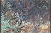 Zion satellite image