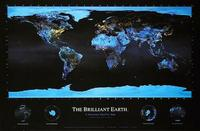 Brilliant Earth satellite map