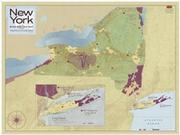 New York wine map