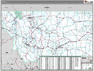 Montana Maps From Omnimap The World S Largest International Map