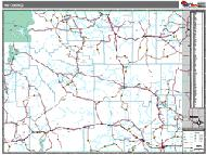 Wyoming Maps From Omnimap Internationnal Map Store With - Maps wyoming